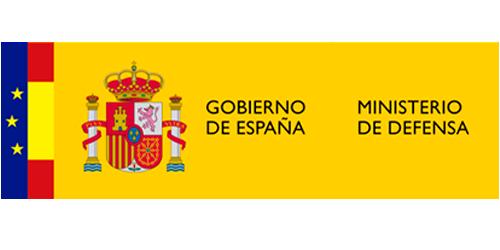 Logo Gobierno de España - Ministerio de Defensa