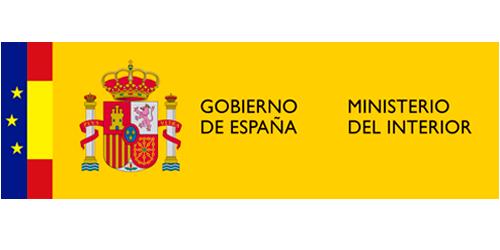 Logo Gobierno de España - Ministerio del Interior