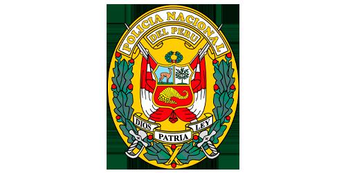 Logo Policía Nacional de Perú