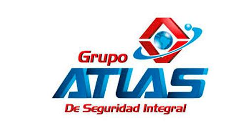Logo Grupo Atlas de Seguridad Integral