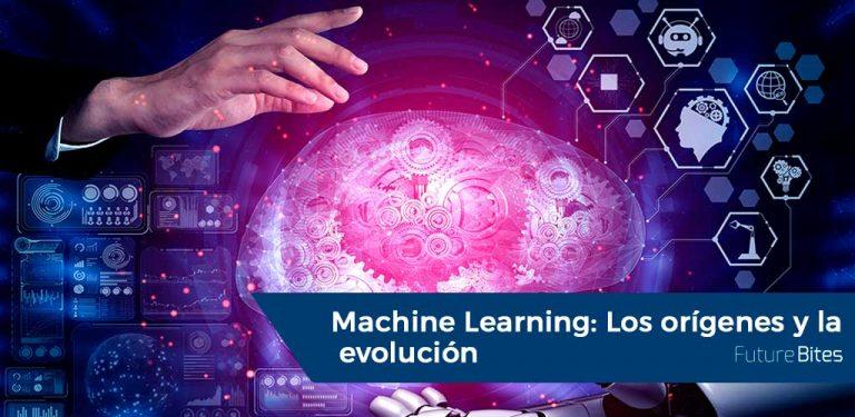 Machine Learning, Los orígenes y la evolución