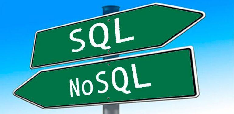 """SQL o NoSQL"""", esa es la cuestión"""