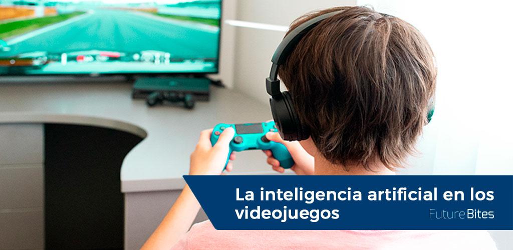 La inteligencia artificial en los videojuegos