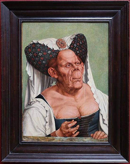 La duquesa fea de Quentin Massys (1513)